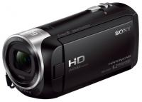 "Видеокамера Sony HDR-CX405 черный 30x IS opt 2.7"" 1080p MSmicro+microSDXC Flash"