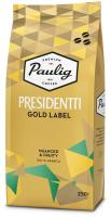 Кофе зерновой Paulig Presidentti Gold Label 250г. (16750)