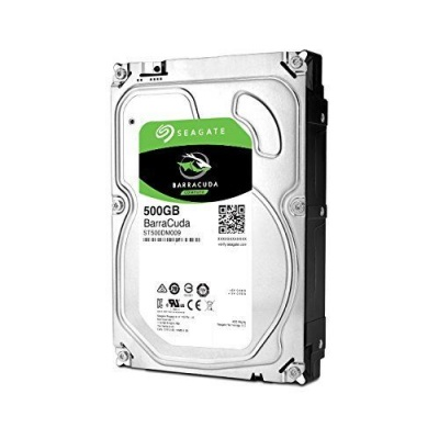 Жесткий диск Seagate Original SATA-III 500Gb ST500DM009 Barracuda (7200rpm) 32Mb 3.5""
